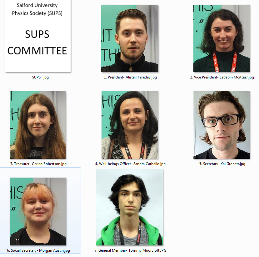 SUPS Committee