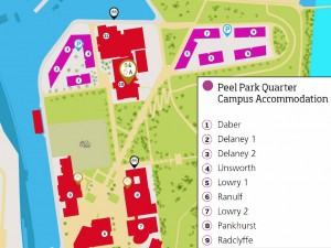 peel-park-accommodation-map